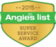 Angieslist Rating | Roofer Gainesville, FL