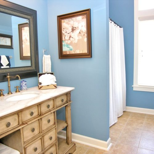 Bathroom | Interior House Painting Gainesville FL