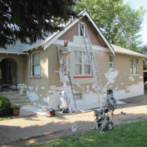 Exterior Home Painting | Gainesville House Painter