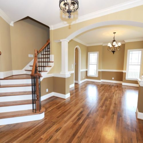 Living Room | Interior Home Painting in Gainesville FL