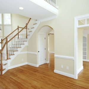 Family Room   Interior House Painting Part 2 Gainesville FL