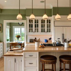 Kitchen   Interior House Painting Gainesville FL