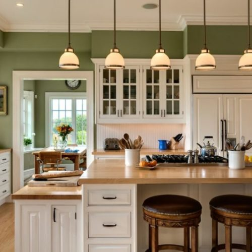 Kitchen | Interior House Painting Gainesville FL